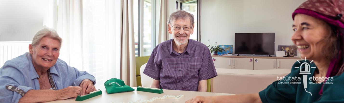 Wohngemeinschaften für SeniorInnen