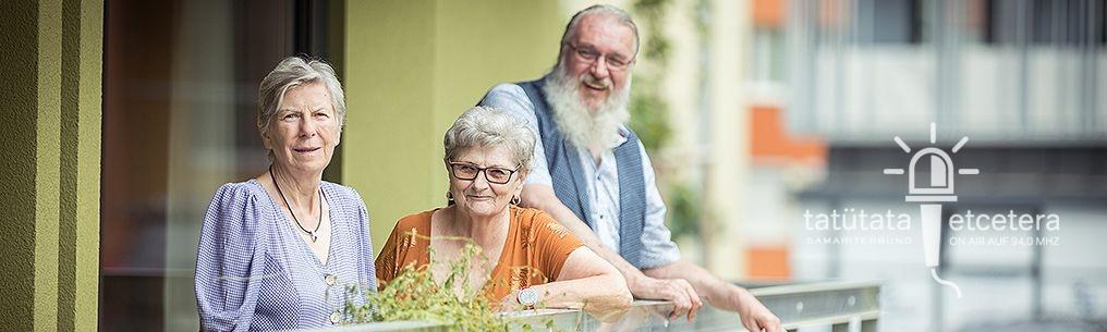 Senioren-Wohngemeinschaften